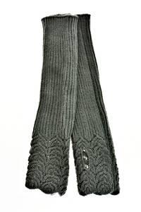 Перчатки без пальцев Л5657