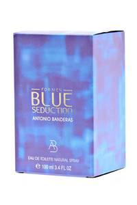 Туалетная вода Antonio Banderas Blue Seduction 100 мл. Л9119