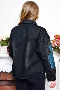 Джинсовая куртка Р7631