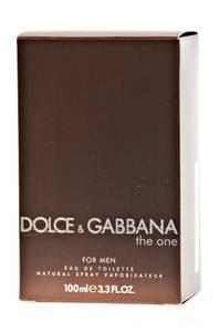 Туалетная вода Dolce&Gabbana The One 100 мл. Л9106