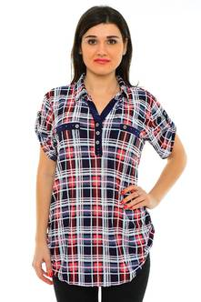 Блуза М7196