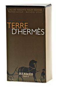 Туалетная вода Terre D'Hermes 100 мл. Л9124