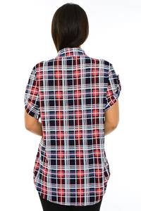 Блуза летняя офисная М7196