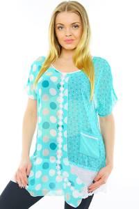Блуза праздничная летняя Н0252