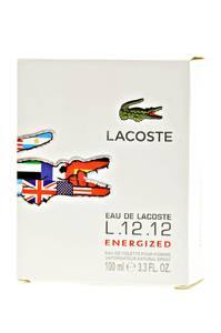 Туалетная вода Lacoste Energized 100 мл. Л9110