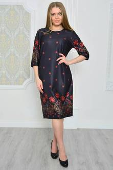 Платье Р0639
