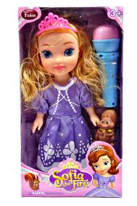 Кукла с микрофоном П5894