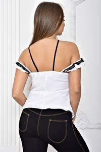 Блуза белая Т2477