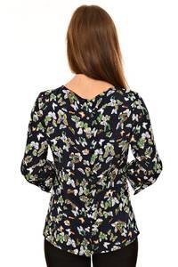 Блуза нарядная офисная Л4125