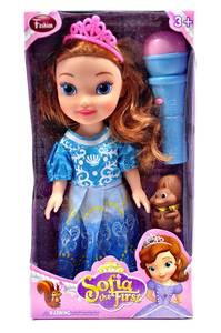 Кукла с микрофоном П5895