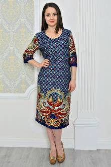 Платье Р0481