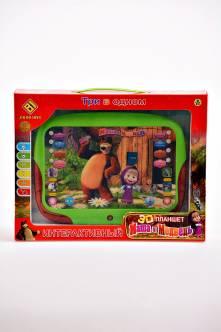 Интерактивный 3D планшет «Маша и Медведь»Е7549
