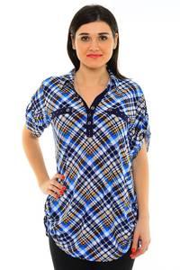 Блуза летняя офисная М7199