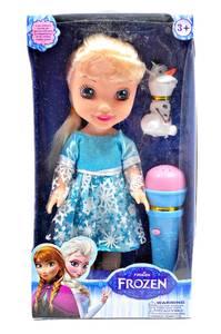 Кукла с микрофоном П5896
