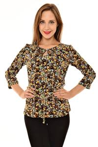Блуза нарядная офисная Л4127