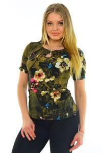 Блуза летняя нарядная М6564