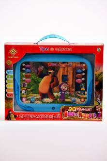 Интерактивный 3D планшет «Маша и Медведь»Е7550