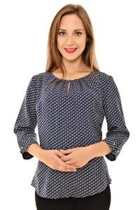 Блуза нарядная офисная Л4128