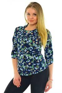 Блуза летняя нарядная М6560