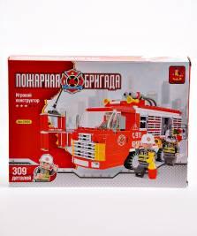 Игровой конструктор Пожарная бригада Е7552