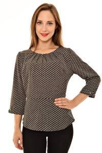 Блуза нарядная офисная Л4129