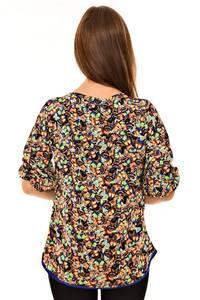 Блуза нарядная офисная Л4130