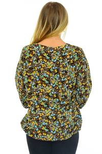 Блуза летняя праздничная М6558