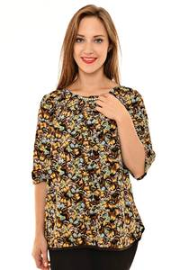 Блуза нарядная офисная Л4131