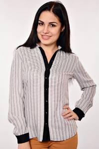 Рубашка с длинным рукавом R-001