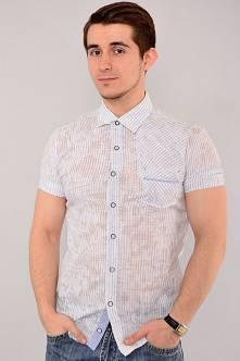 Рубашка 13-0232-40(+син.)