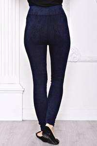 Лосины джинсовые С8447