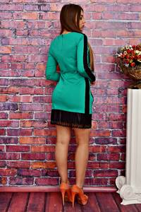 Платье короткое облегающее Т4241