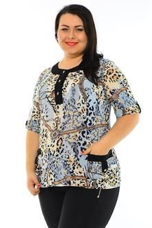 Блуза М5818