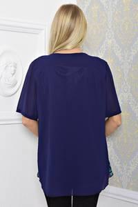 Блуза офисная нарядная Т1171