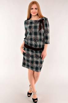 Платье И0534