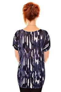 Блуза офисная нарядная К8380