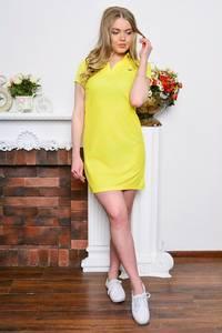 Платье короткое классическое облегающее Р7645