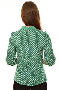 Блуза летняя офисная Л4139