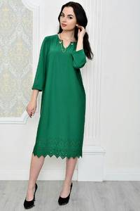 Платье короткое классическое повседневное Р1959