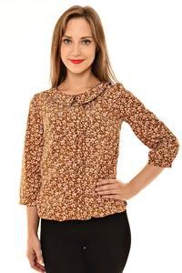 Блуза летняя офисная Л4140