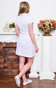 Платье короткое классическое облегающее Р7648
