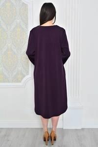 Платье длинное вечернее зимнее Р0494