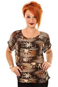 Блуза нарядная офисная К8389