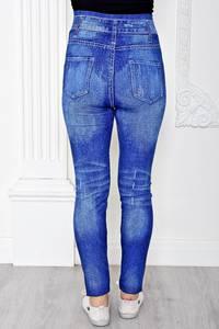 Лосины джинсовые Т0375