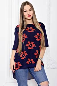 Блуза офисная нарядная С9120