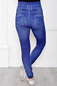 Лосины джинсовые Т0377
