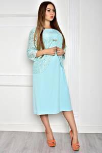 Платье длинное вечернее нарядное Т2050