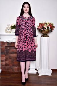 Платье длинное зимнее нарядное Р8869