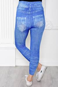 Лосины джинсовые Т0378