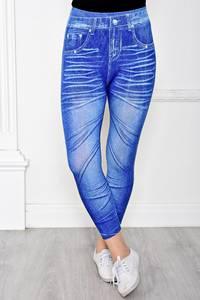 Лосины джинсовые Т0379